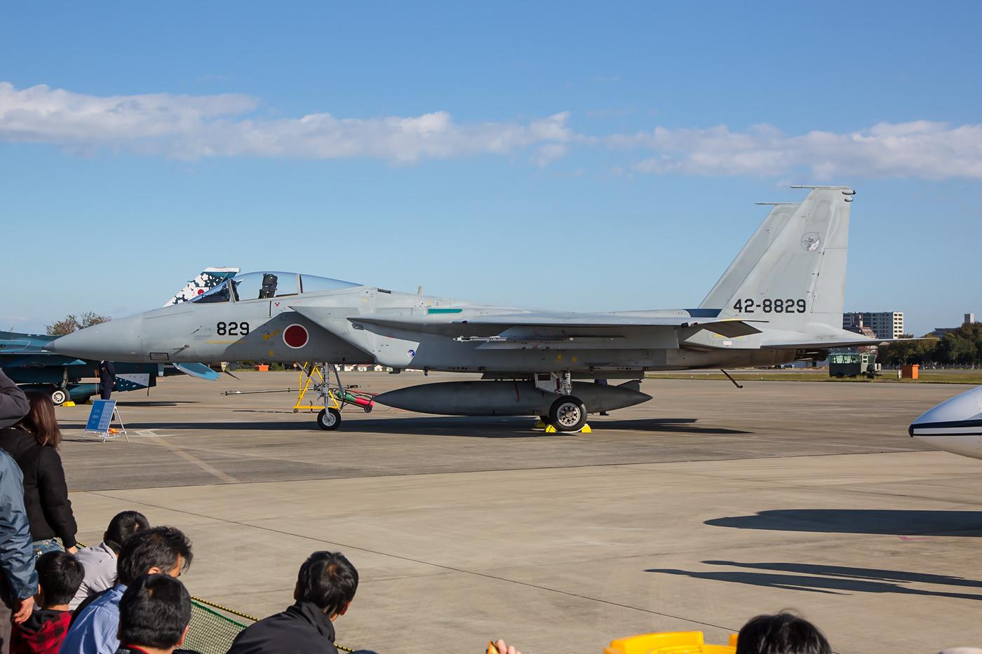 F-15J der 303 Hikotai aus Komatsu.