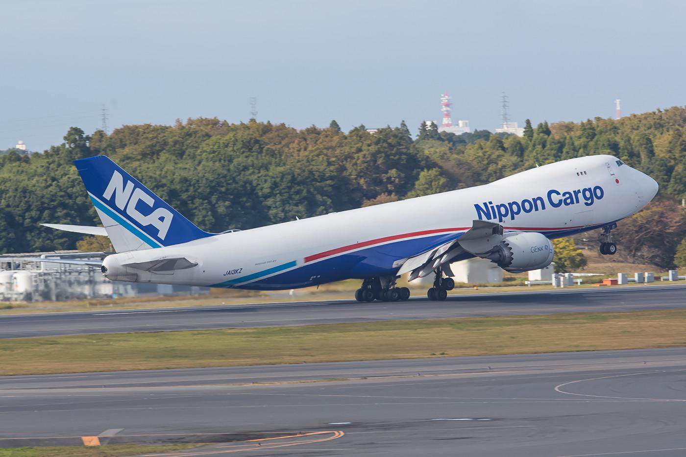 Die NCA hat ihre Flotte schon ordentlich modernisiert und fliegt mehrere Boeing 747-8F