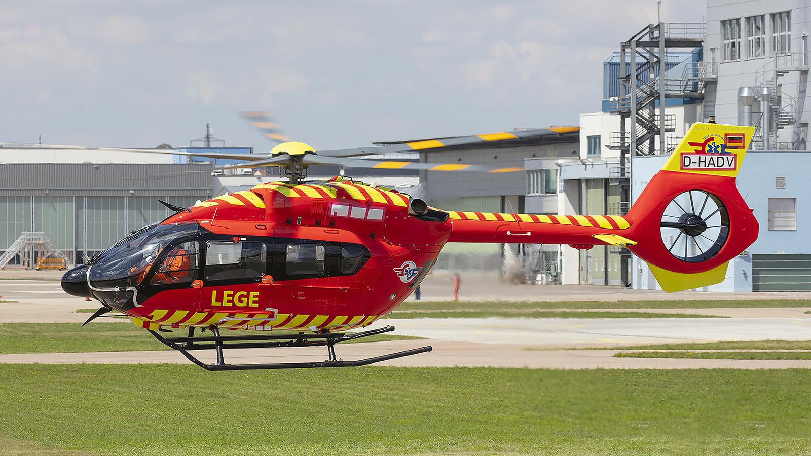 H145 für die Luftrettung in Norwegen