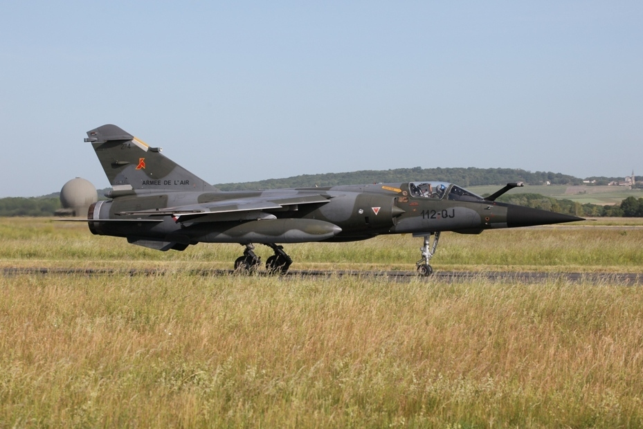 Mirage F-1CT