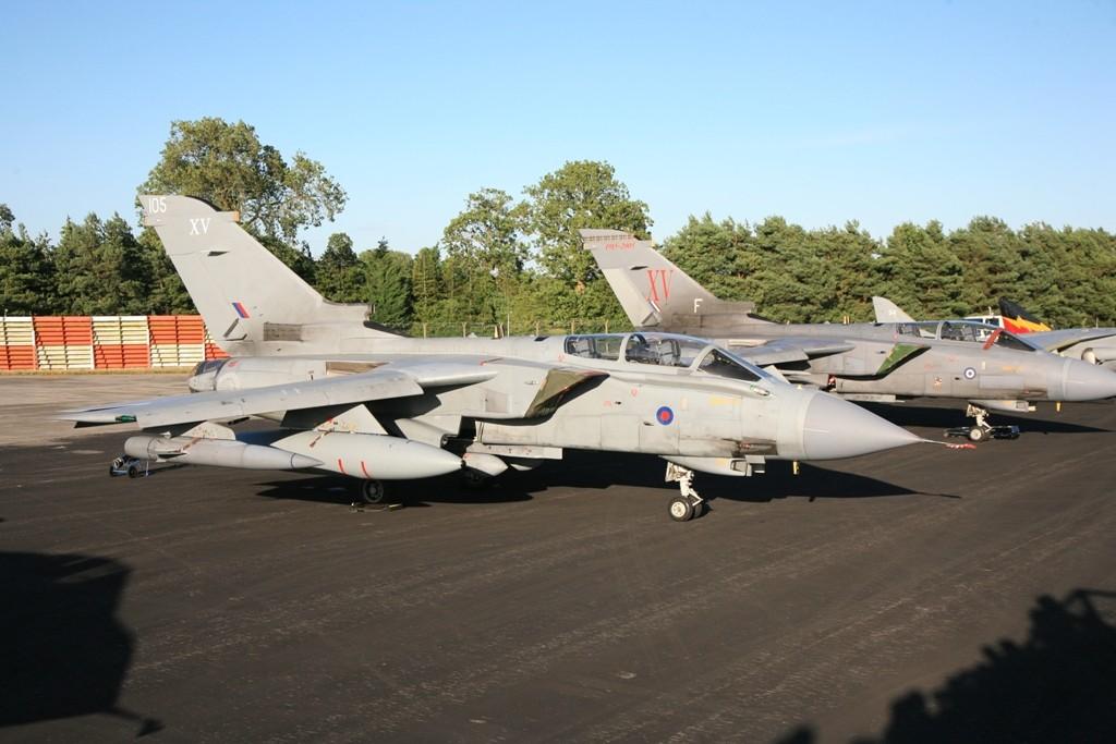 Tornado GR.4 der RAF.
