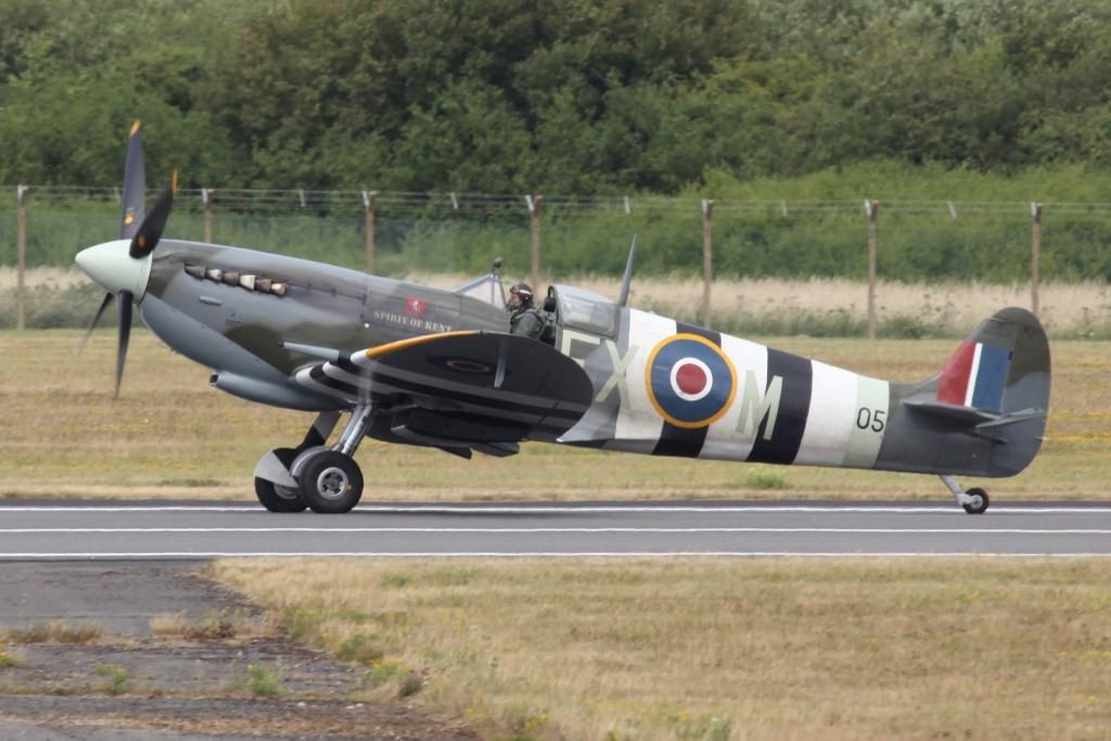 Supermarine Spitfire Mk.LF. IXe