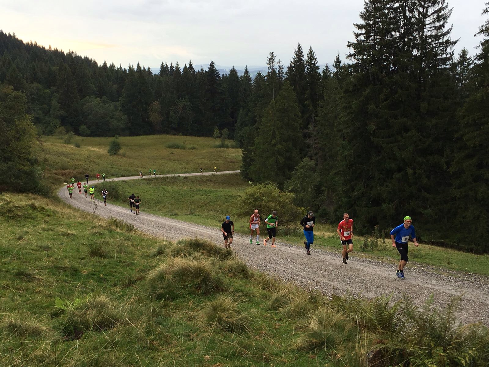 Hörnle Berglauf 2016