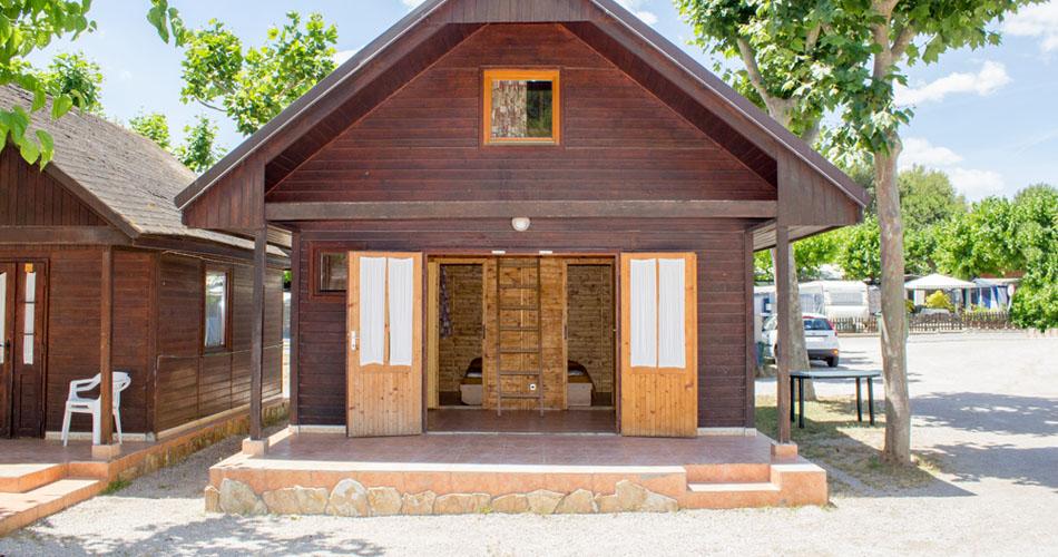 Vistas al bungalow grande tarragona
