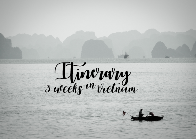 beauty cute nice cheap 3 weeks in Vietnam: our itinerary - BY MERYL - VOYAGES / TRAVELS