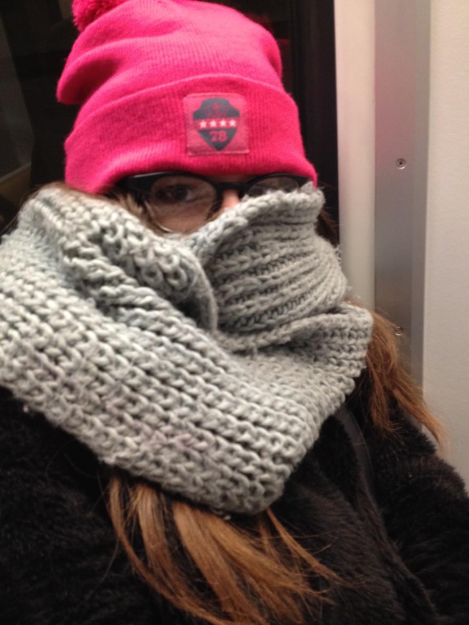 Non il ne fait pas froid du tout à Washington
