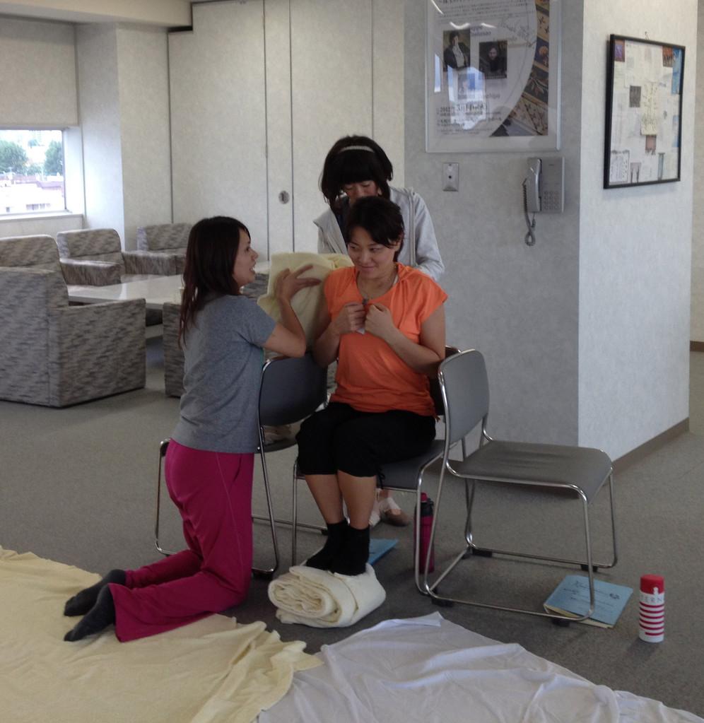 四肢に拘縮のある患者さんへのサポート