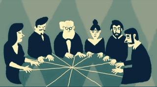 Spiritisme, seance