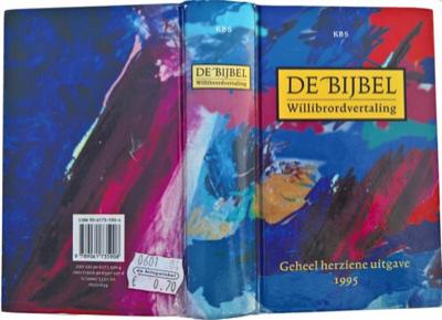 De bijbel - Willibrordvertaling - kringwinkel - tweedehands