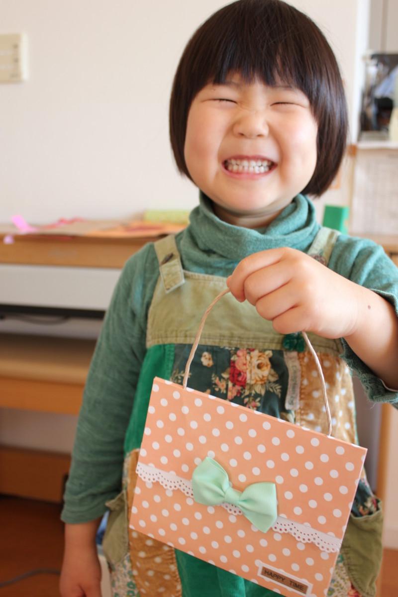 こんな感じでおじいちゃん・おばあちゃんにプレゼントしに行きましょう(^^)/