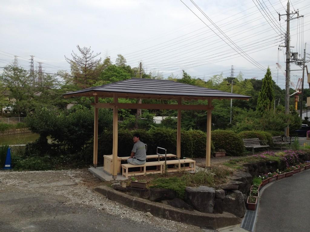 by伏見建築事務所。