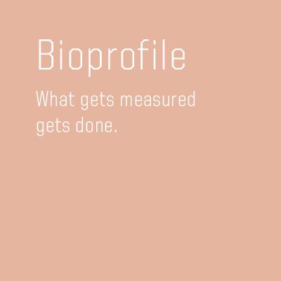 Analyse des Körperfettanteils anhand von 13 Messpunkten, die auf Deinem persönlichen Hormonprofil basieren. Individuell wie ein Fingerabdruck - Für schnelle und nachvollziehbare Fortschritte.