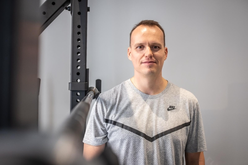 Strength&Conditioning Coach Konrad Fischer