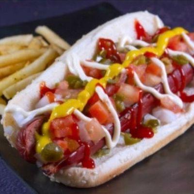 Hot Dog 1/4
