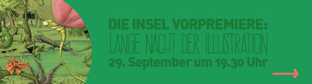 """Vorpremiere der """"Lange Nacht der Illustration"""" mit Andrea Schomburg und Dorothee Mahnkopf in Berlin"""