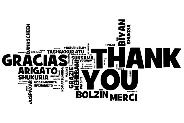 vielen herzlichen dank an