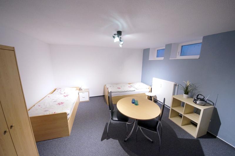 2. Schlafzimmer Souterraine