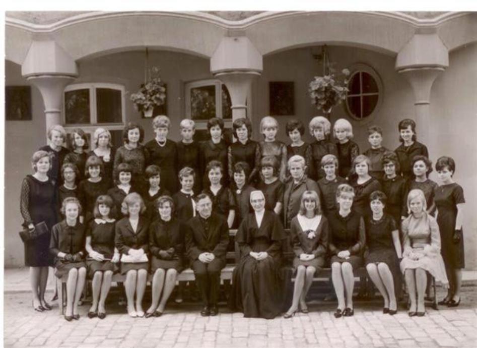 Klasse 10 b, 1965