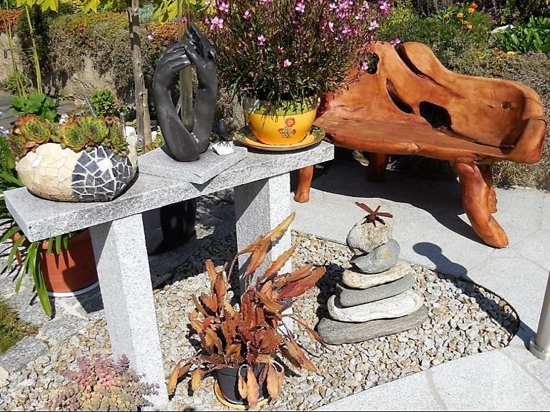 Akzente in Naturstein - Künstlerisches, individuelles Gestalten von Gärten und Außenanlagen, GaLaBau, Garten- und Landschaftsbau