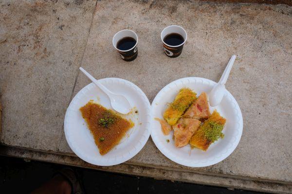 Arabisches Frühstück