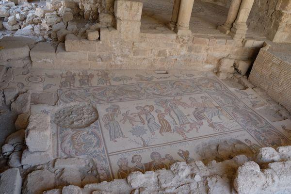 Madaba - die Stadt der byzantinischen Mosaike