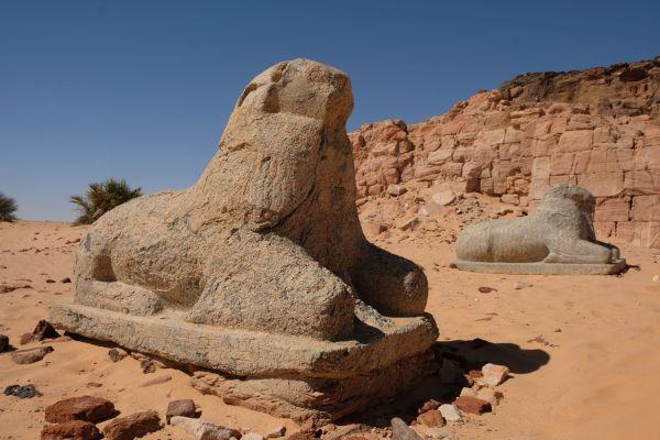 Tempel von Amun