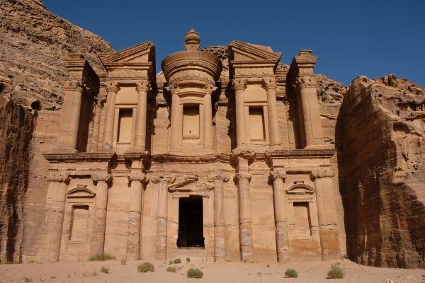 El - Deir Monistary