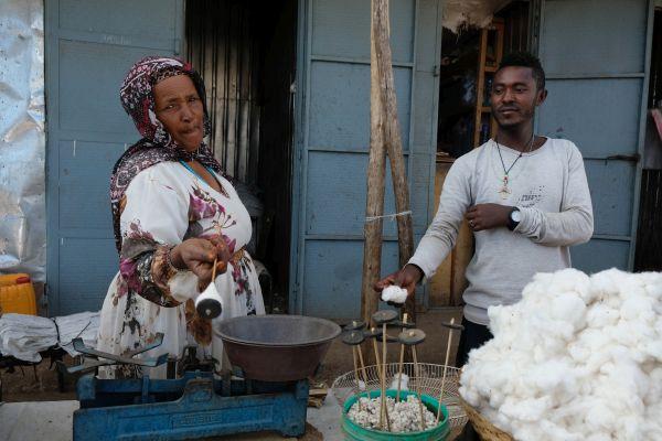 Markt in Gonder