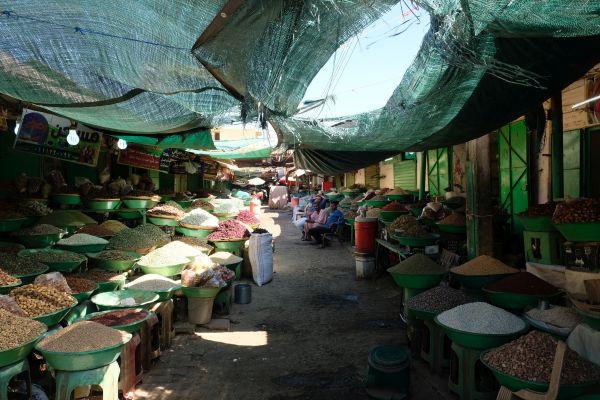 Omdurman Markt