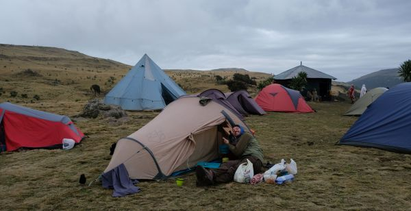 "Campingplatz ""Geech"" Tag 2"