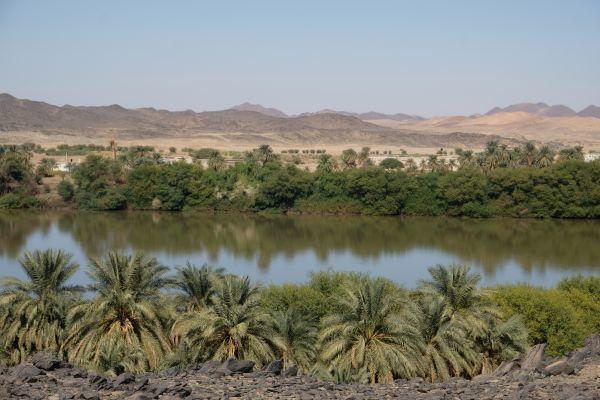 der Nil - wunderschön :)
