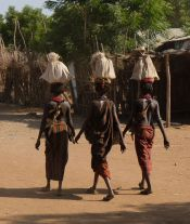 Desanach Tribe in Omorate