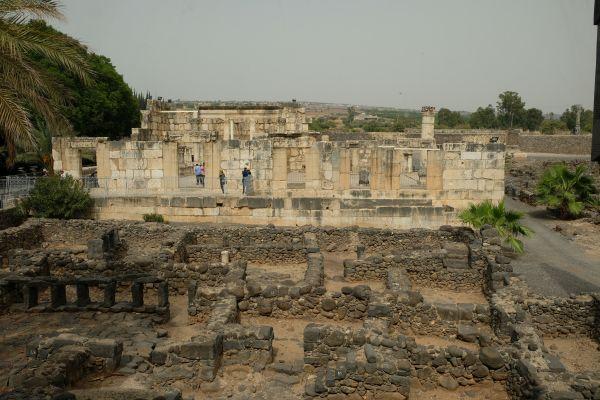 Hier soll Jesus am See Genezareth gelebt haben