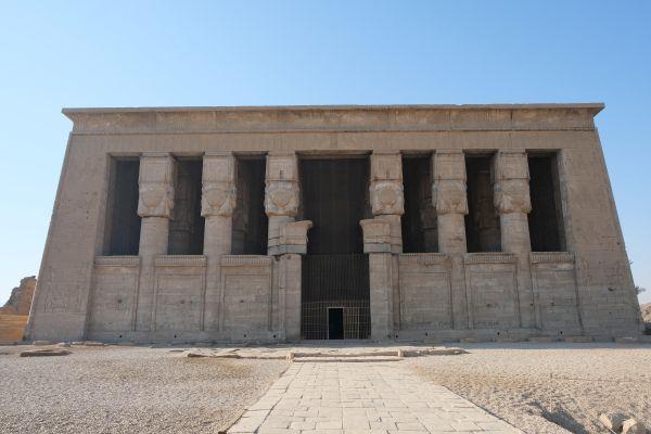 Tempel Dendera