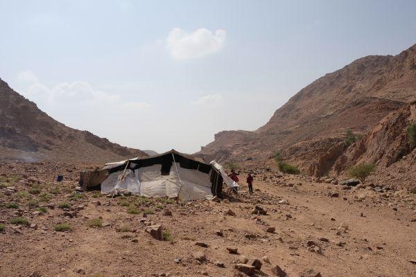 Beduin des Wadi Dana