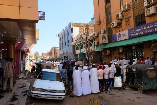 Freitagsgebet in Omdurman