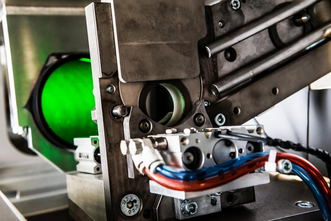 Mechanik mit Ausschleusung iO/niO-Teile