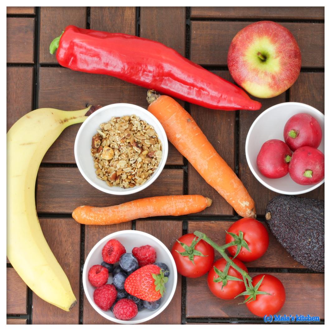 Ernährungsumstellung – Jetzt klappt's
