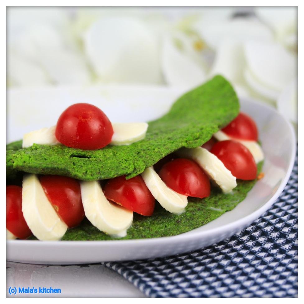 Green Omelett