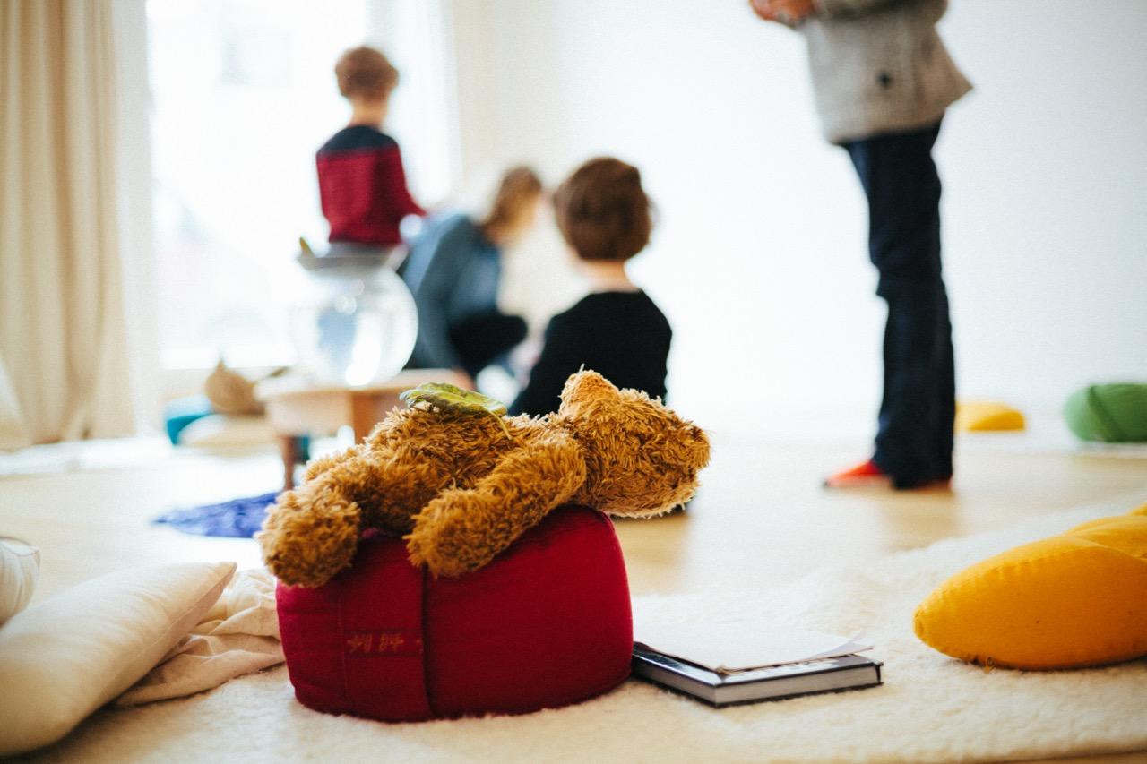 Achtsamkeit mit Kindern