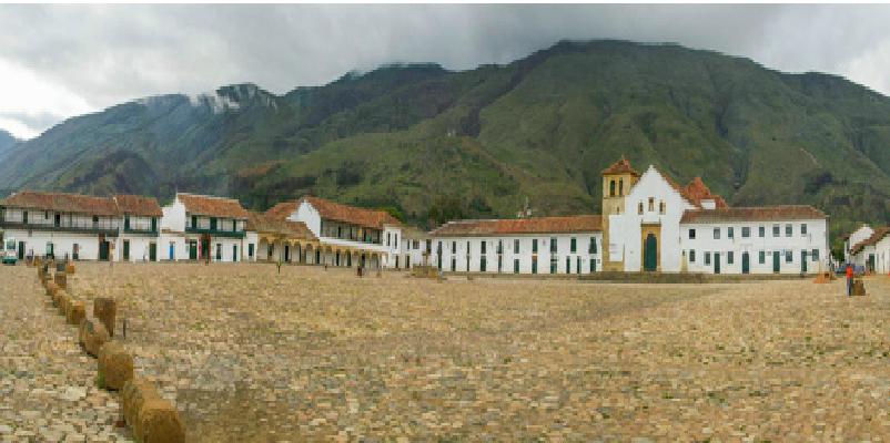 """COLOMBIA - """"Villa de Leyva"""""""