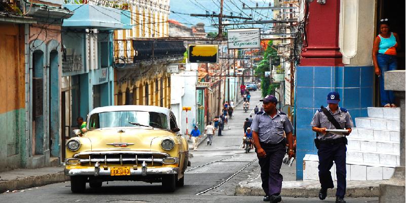 """""""Dancing on Salsa music"""" (Santiago de Cuba - CUBA)"""
