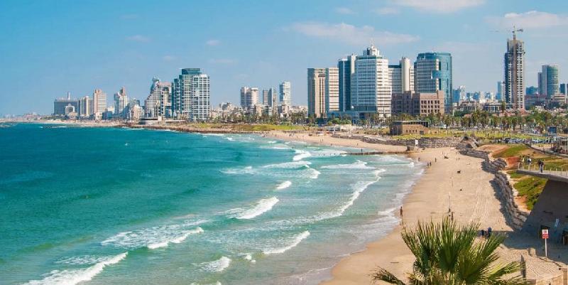 """ISRAEL - """"Tel Aviv"""""""
