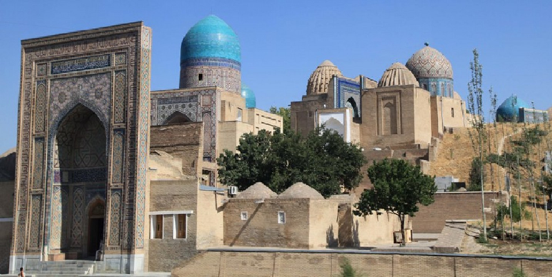 "UZBEKISTAN - ""Samarkand"""
