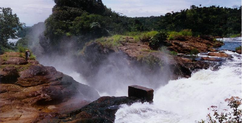 """Natural powers"" (Murchisson Falls - UGANDA)"
