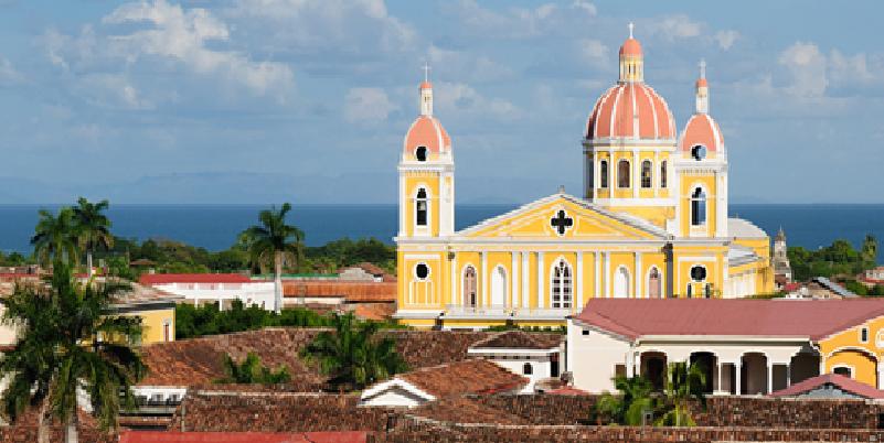 """NICARAGUA - """"Granada"""""""