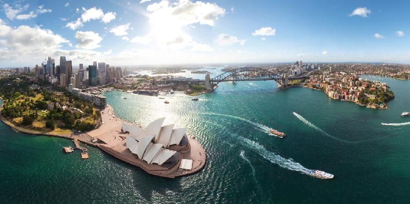 "AUSTRALIA - ""Sydney"""