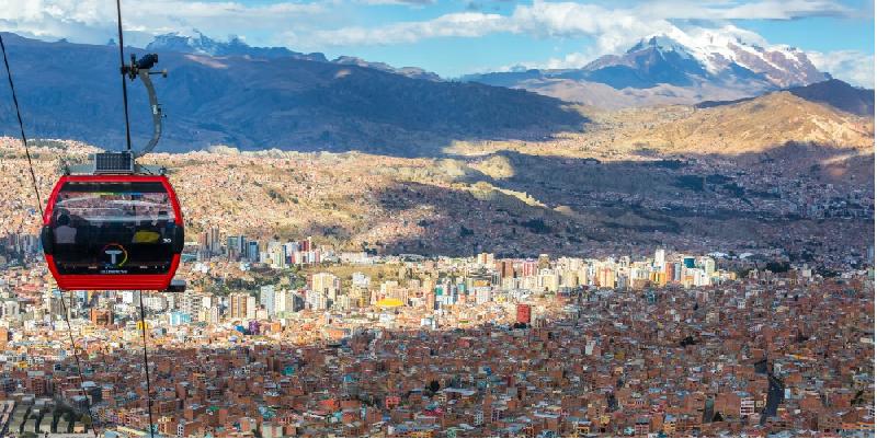 """BOLIVIA - """"La Paz"""""""