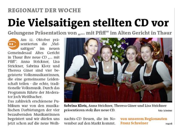 Bezirksblatt vom 15. Oktober 2014