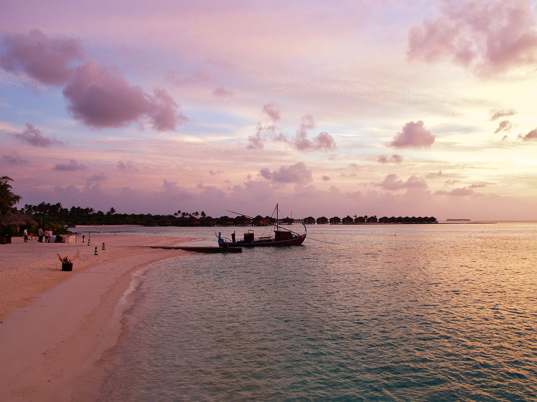 Velighandu Huraa, Malediven